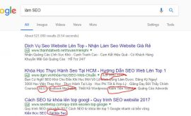 Các loại tiện ích trong quảng cáo google adwords